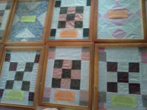 Grandma Wilma's Quilt blocks