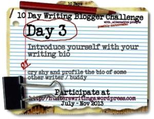 Day 3 - 10-day-write-blog-challenge