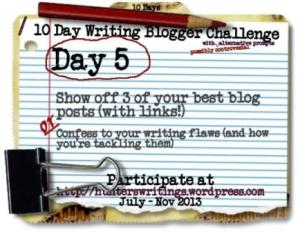 Day 5 - 10-day-write-blog-challenge
