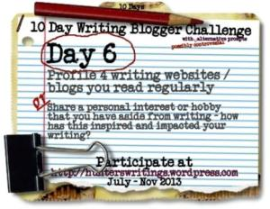 Day 6 - 10-day-write-blog-challenge