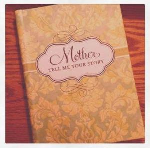 mother memory book