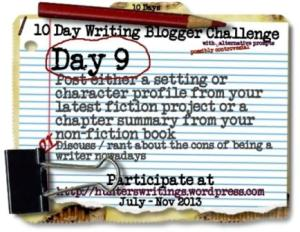 Day 9 - 10-day-write-blog-challenge