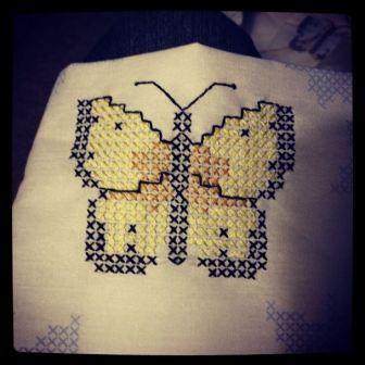 butterfly quilt block