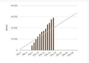 Mandy Webster nanowrimo stats