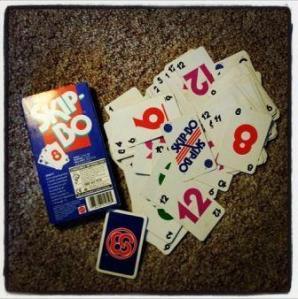 Skipbo Cards