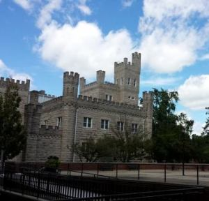 Castle at Illinois State University