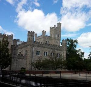 Castle at Illinois State University