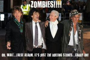 rock n roll zombies