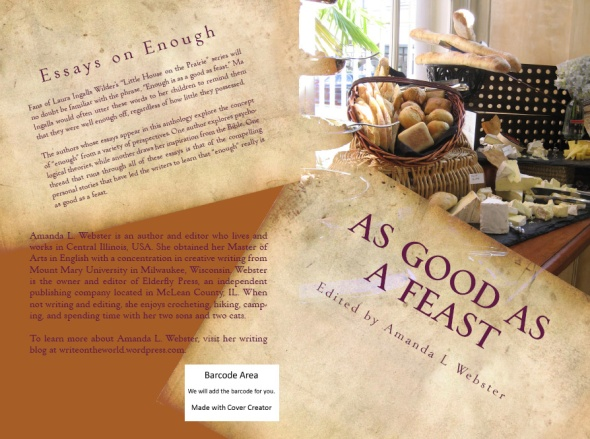 As Good as a Feast - Print Cover Image