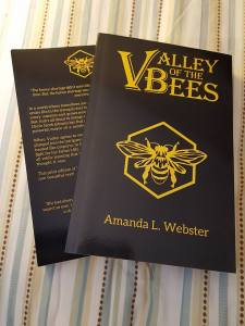Valley of the Bees proof 2