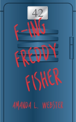 The cover of F-ing Freddy Fisher