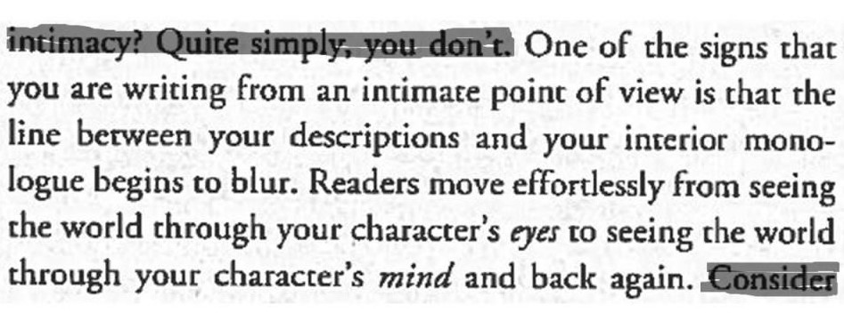 An excerpt from Self-Editing for Fiction Writers, Second Edition: How to Edit Yourself Into Print