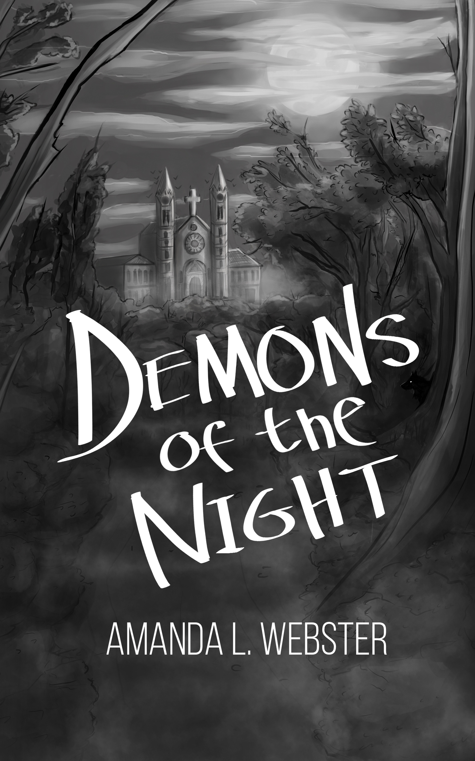 Demons of the Night cover
